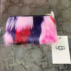 New UGG Australia Small Zip Pouch